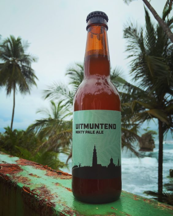 Uitmuntend Minty Pale Ale