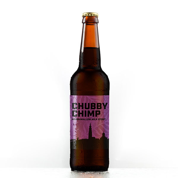 Baardaapbrewing Chubby Chimp Milk Stout