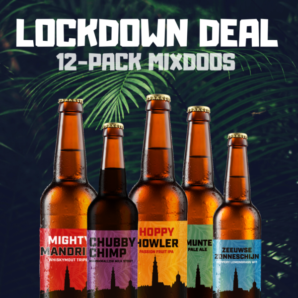 Lockdown deal 12-pack